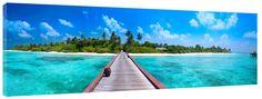 Ocean Walkway  http://www.greatbigphotos.com/product/tropical/ocean-walkway-gallery-wrapped-canvas-prints/ #BeachPhotoPrints, #BlueSky, #Boardwalk, #CanvasArt, #CanvasPhotos, #CanvasPictures, #CanvasPrints, #CoastalArt, #GalleryWrapPrint, #GalleryWrappedCanvasPrints, #GreatBigPhotos, #Maldives, #OceanWalkway, #OceanWalkwayGalleryWrappedCanvasPrints, #Panorama, #PanoramicCanvas, #PanoramicWallArt, #PerfectIsland, #PhotoArtPosters, #SeanDavey, #TurquoiseWater