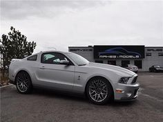 eBay: 2012 Ford Mustang Shelby GT500 2012 Ford Mustang Shelby GT500 6535 Miles Ingot Silver Metallic #fordmustang #ford usdeals.rssdata.net