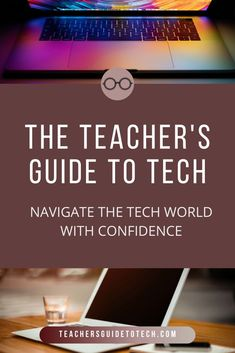 A digital handbook you'll use all year: Keep it on your desktop, laptop, tablet--even your phone--to help you navigate the tech world with confidence. This guide will give you a sense of control over all the options. #CultofPedagogy Flipped Classroom, First Grade Classroom, Science Classroom, Elementary Science, Elementary Schools, Classroom Ideas, Teaching Technology, Educational Technology, Technology Lessons