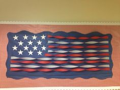 America Bulletin Board Abounding in Blessings: President's Day {or Veteran's Day} February Bulletin Boards, Summer Bulletin Boards, Bulletin Board Display, Classroom Bulletin Boards, Classroom Themes, Veterans Day Activities, Library Boards, Bullentin Boards, Preschool Bulletin