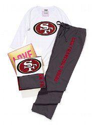 San Francisco 49ers - Victoria's Secret