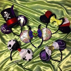 Disney Villains Collection Minnie Mouse Disney Ears source Istagram - The…