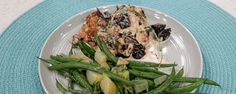 Looking for a new kind of chicken dish to make? Try this one!