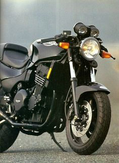 Image result for triumph 900 speed triple