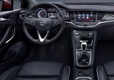 2018 Opel Insignia interior | NewAutoReport | Pinterest