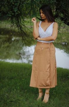 Two Piece Skirt Set, Summer Dresses, Skirts, Design, Fashion, Moda, Fashion Styles, Skirt