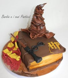 Harry Potter by BarbieSchiaccianoci Kristins next birthday cake