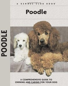 Poodle: A Comprehensive Guide to Owning and Caring for Your Dog (Kennel Club) by S.Meyer Clark, http://www.amazon.co.uk/dp/1593782438/ref=cm_sw_r_pi_dp_l66wsb0KGPHKD