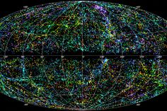 How can one Not believe in God?  Ginormous 3D map of our universe @WIRED magazine