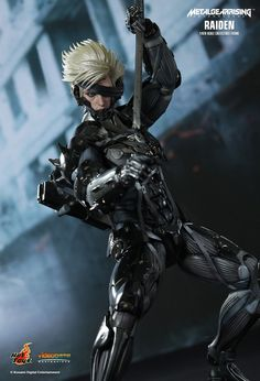 [HOT TOYS] Metal Gear Rising: Revengeance
