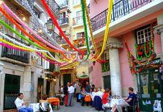 As Festas de Lisboa 2013 estão de volta! Não perca o Santo António de 12 para 13 Junho 2013 | Lisboa | Portugal | Escapadelas ®