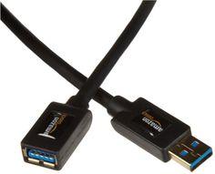 AmazonBasics - Cable USB 3.0 tipo A macho a tipo A hembra (2 m) B00B3P15M8 - http://www.comprartabletas.es/amazonbasics-cable-usb-3-0-tipo-a-macho-a-tipo-a-hembra-2-m-b00b3p15m8.html
