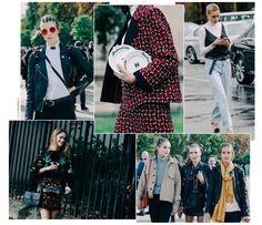 Street looks | Vogue