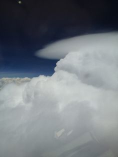 Capped thunderstorm