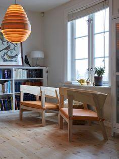 Nordmann Lounge chair by Hallo Oslo