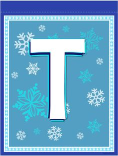 banner letter Frozen Birthday Banner, Girl Birthday, Birthday Ideas, Monogram Alphabet, Alphabet And Numbers, Banner Letters, Frozen Party, Disney Frozen, Party Printables