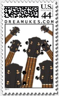 My Little Stamp Graphic For Dreamukes Gitarren