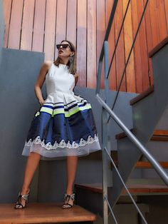 Be the Spring with a Romantic dress from Manolo Fashion! Waist Skirt, High Waisted Skirt, Personal Style, Romantic, Spring, Skirts, Dresses, Fashion, Gowns