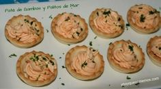 Ideas que mejoran tu vida Appetizers For Party, Appetizer Recipes, Tapas, Creative Snacks, Churros, Sushi, Sandwiches, Muffin, Food And Drink