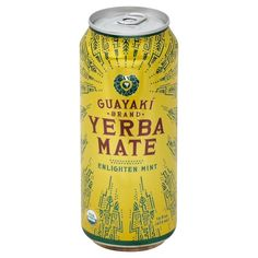 Guayaki Organic Yerba Mate, Enlighten Mint, 16 Ounce (Pack of 12) >>> Continue to the product at the image link. (This is an affiliate link) #IcedTea