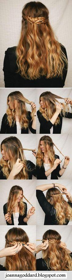 Des coiffures originales, stylées, et faciles à faire en un coup de main ? Optez pour les demi-queues ! Astuces de Filles vous accompagne avec une sélection de tutos faciles...