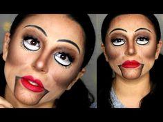 Broken Ventriloquist Puppet Costume | Ventriloquist puppets ...