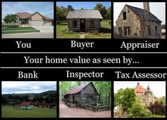 Your #home value as seen by....
