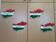 Indipendence Day, Republic Day, Crafts For Kids, Spring, Decor, Crafts For Children, Decoration, Dekoration, Easy Kids Crafts