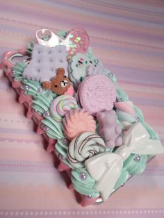 Sweet Deco Kawaii Sweet Shop Decoden Case for iPhone