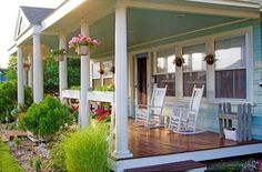 Front Porch beauty.