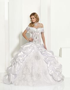 My Lady Ball Gown Macelina