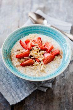 Breakfast Quinoa – Quinoa zum Frühstück!