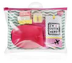 Eye Mask And Holding Pouch To Win Warm Praise From Customers Earplugs The Cheapest Price Npw Inflight Comfort Kit Neck Pillow