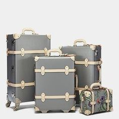 Banana Leaf Crispy Mouth Traveler Lightweight Rotating Luggage Protector Case Can Carry With You Can Expand Travel Bag Trolley Rolling Luggage Protector Case
