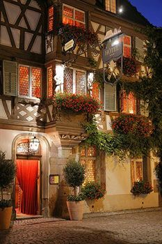 Hotel Des Deux Clefs in Turckheim, where is a commune in the Haut-Rhin department in Alsace in north-eastern France. Strasbourg, Milan Kundera, Alsace Lorraine, Europe Street, Medieval Gothic, Saint Louis, Southern Europe, Beautiful Places To Travel, Old World Charm