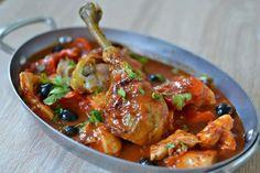 Poulet à la provençale : la recette facile et faite maison
