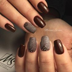 Wine & textured taupe
