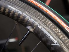 Xentis' Turbulator-Charged, Standard Pad Carbon Wheels