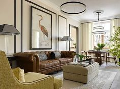 Classic Home Decor Themes That Are Always In Style Small Living Rooms, Living Room Decor, Villa Design, House Design, Luxury Furniture, Furniture Design, Neoclassical Interior, Common Room, Interior Decorating