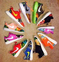 $165.00 Custom Make Your Own Nike Roshe Run - Bestie.com