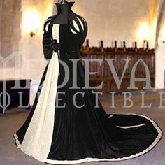 Formal Medieval Wedding Dress - MCI-125 by Medieval Collectibles