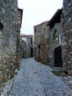 Minerve , Rue----FRANCE