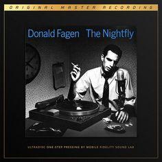 Nightfly [180 G Mobile Fid.] [Vinyl LP] - Donald Fagen