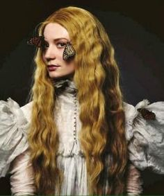 long golden hair | Crimson Peak in theaters 10.16.15