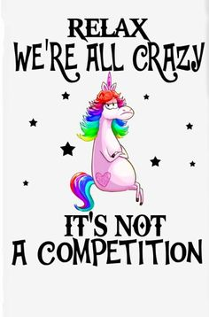Funny Unicorn Memes, Unicorn Quotes, Qoutes, Funny Quotes, Best Friends Funny, Neon Wallpaper, Crafts With Pictures, Daily Motivational Quotes, Cute Unicorn