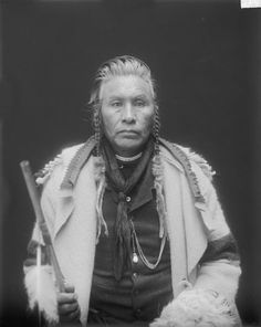 Waaya-Tonah-Toesits-Kahn (aka Blanket of The Sun, aka Jackson Sundown) – Nez Perce – 1908