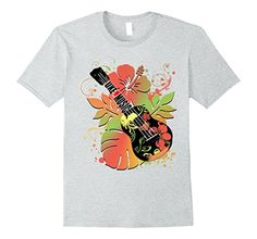 OUT OF STOCK - COMING BACK SOON / T-shirt UKULELE / Brand : Hawaiian UKULELE / Title : Hawaiian UKULELE and HIBISCUS flowers t-shirt. This shirt comes in a variety of colors and sizes for women, men and youth in 5 colors. #tshirt #tee #clothing #tshirts #shirts #design #amazon #ukulele #hawaii #hawaiian #music #happy #funny  #ukulele #hawaii #hawaiian #music #happy #funny #hibiscus
