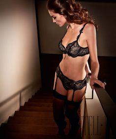 Lingerie de luxo para dia dos namorados - Luxury lingerie for Valentine s  Day - Silhueta Feminina 2564986689e