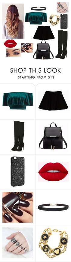 """Untitled #120"" by juliana307 ❤ liked on Polyvore featuring beauty, River Island, Max&Co., Victoria's Secret, Humble Chic and Chanel"