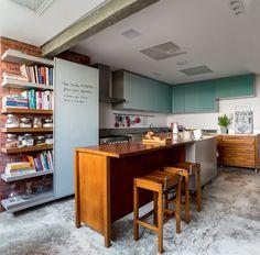 projeto-sala-oleiro-cozinha (Foto: Edu Castello/Editora Globo)